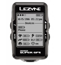 Lezyne Super Navigate GPS Loaded Bundle