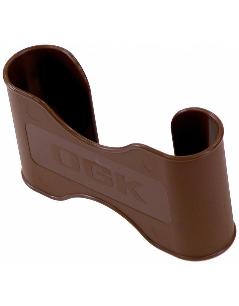 OGK Saddle Spring Cover Brown