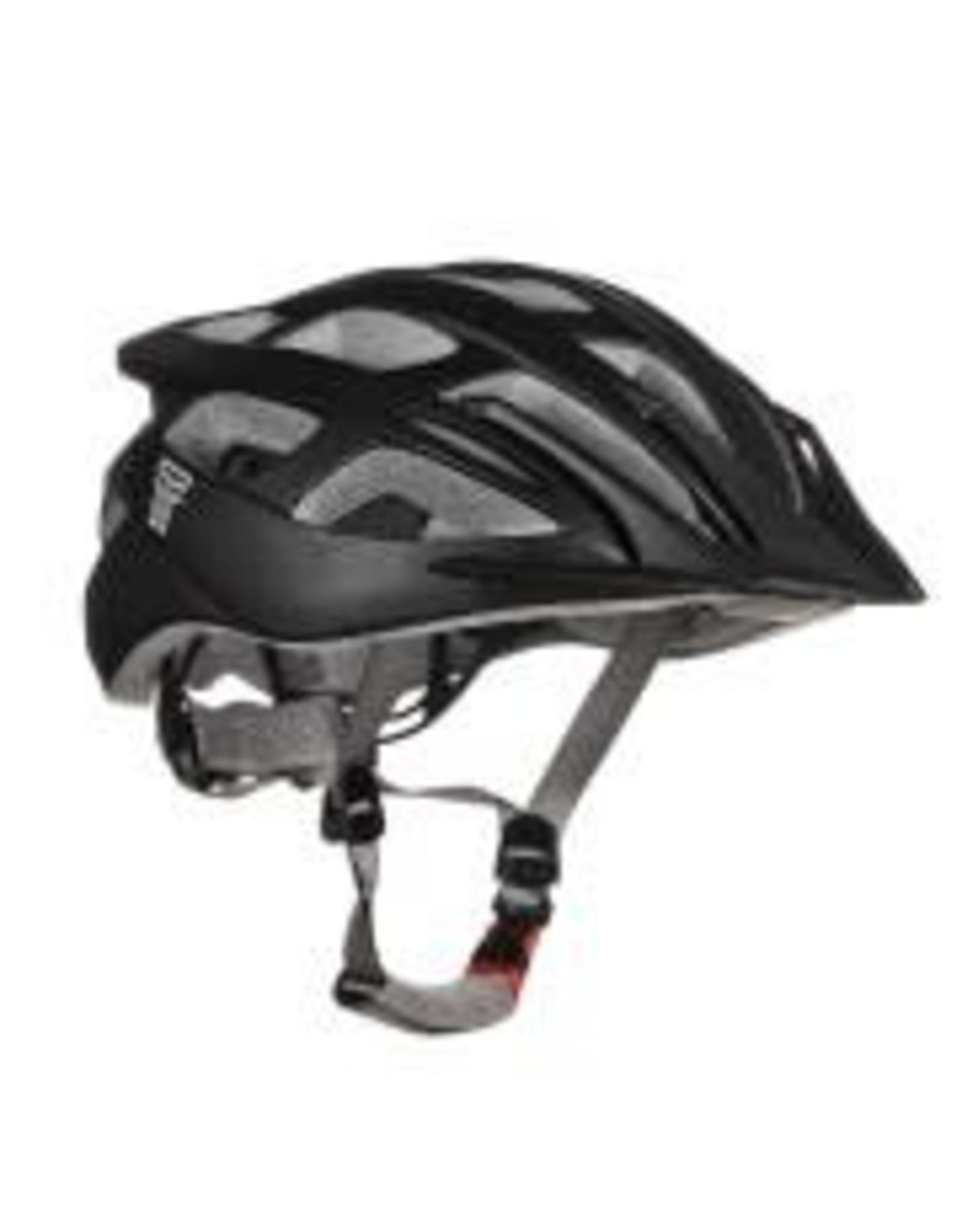 Tuzii VELA X-Function Bike Helmet Black