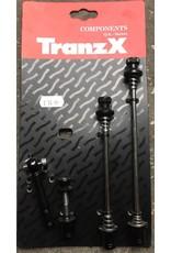 TranzX Tranz-X A.K. Security Skewer Set - Black