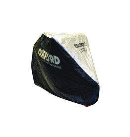 Oxford Aquatex (Single) Bike Cover silver