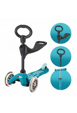 Micro Scooter Mini Micro 3in1 Deluxe Scooter - Aqua