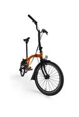 Brompton Black Edition M2LU - Orange