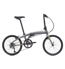 Tern Verge D9 20 9 Speed Gunmetal