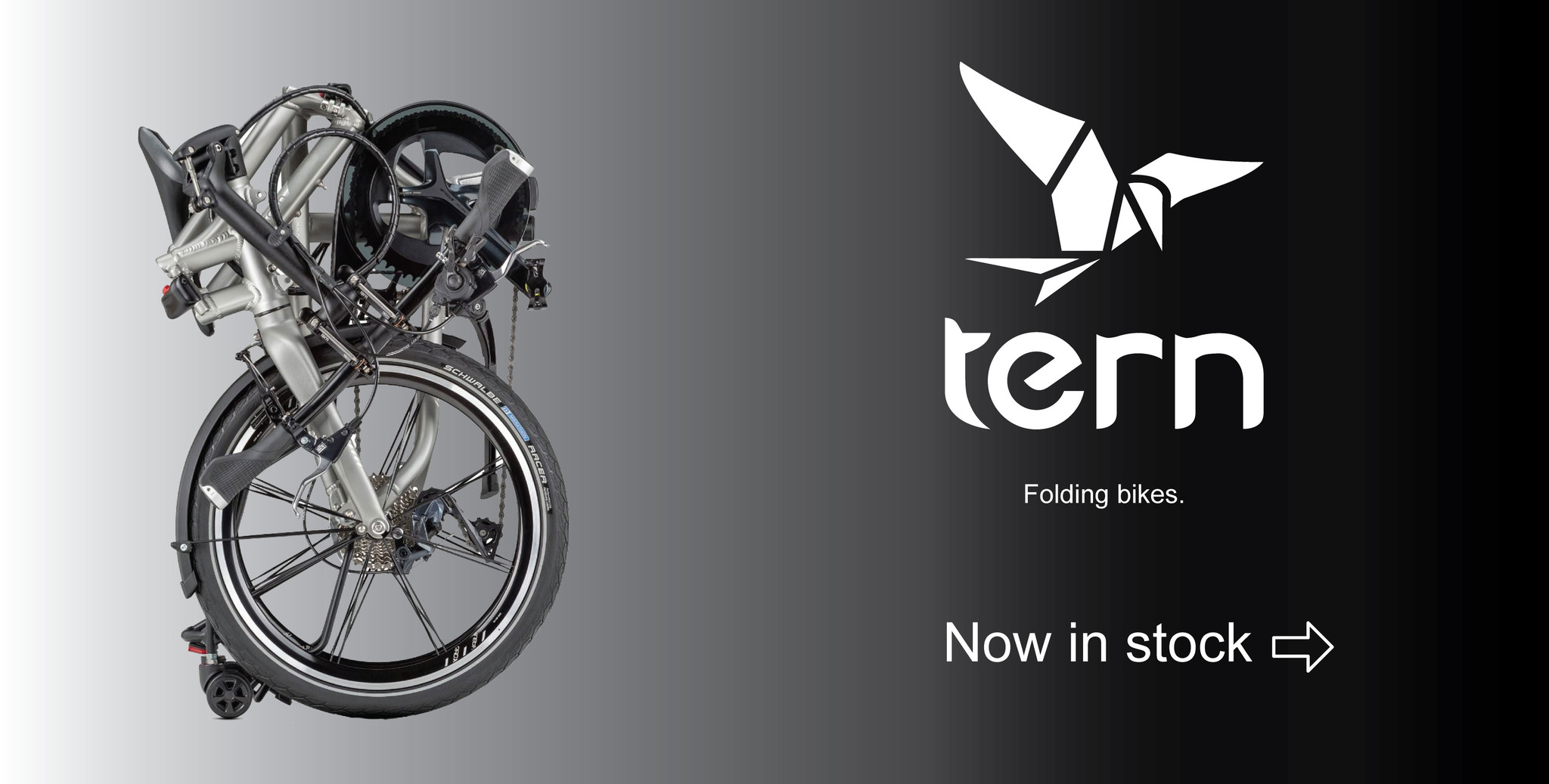 Tern bikes in stock