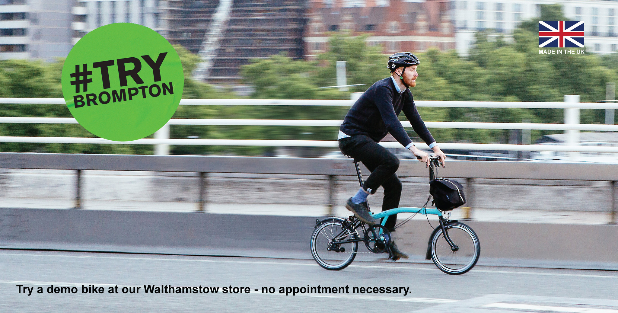 Try a Brompton