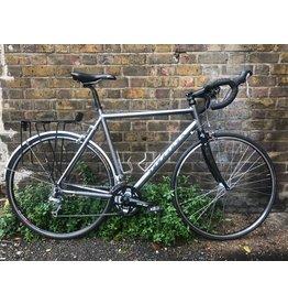 Ridgeback Horizon 58cm L touring bike silver c.2009