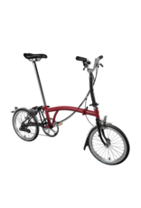 Brompton M6L House Red / Black