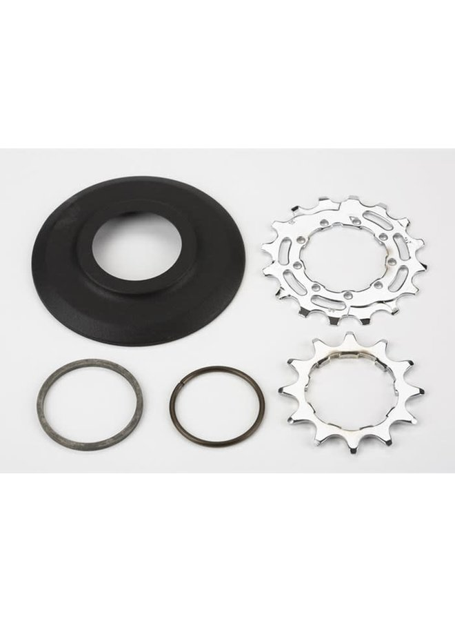 Sprocket set 12/16T (2-spd)