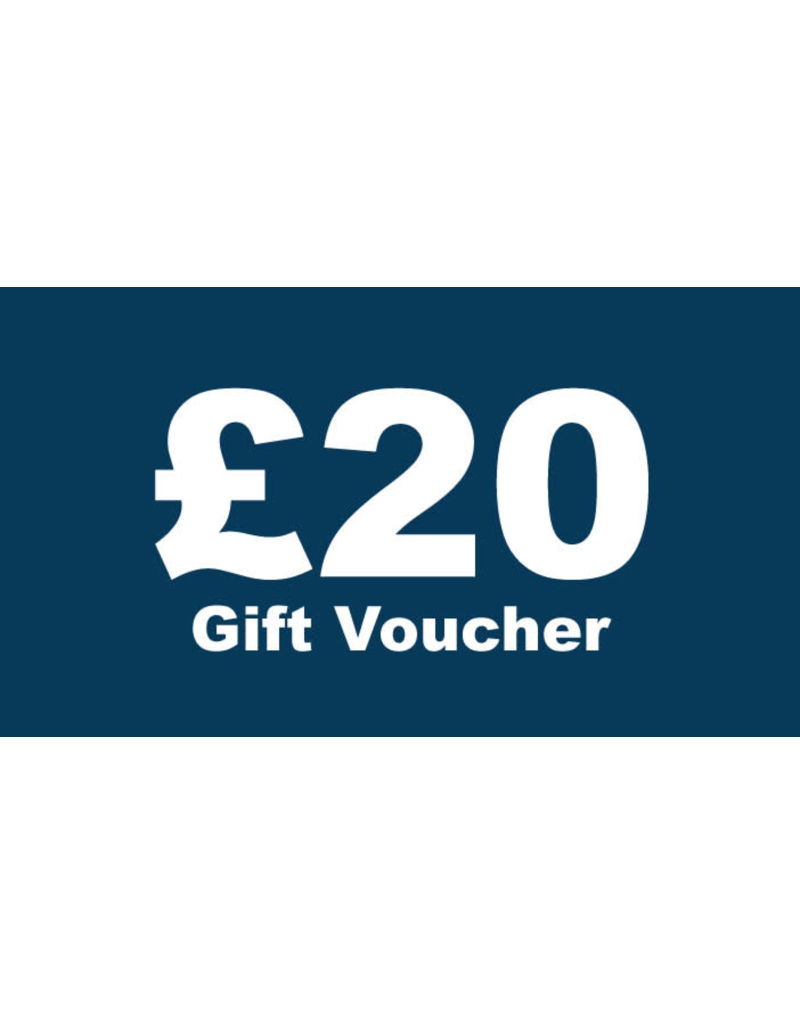Mamachari Gift Voucher £20