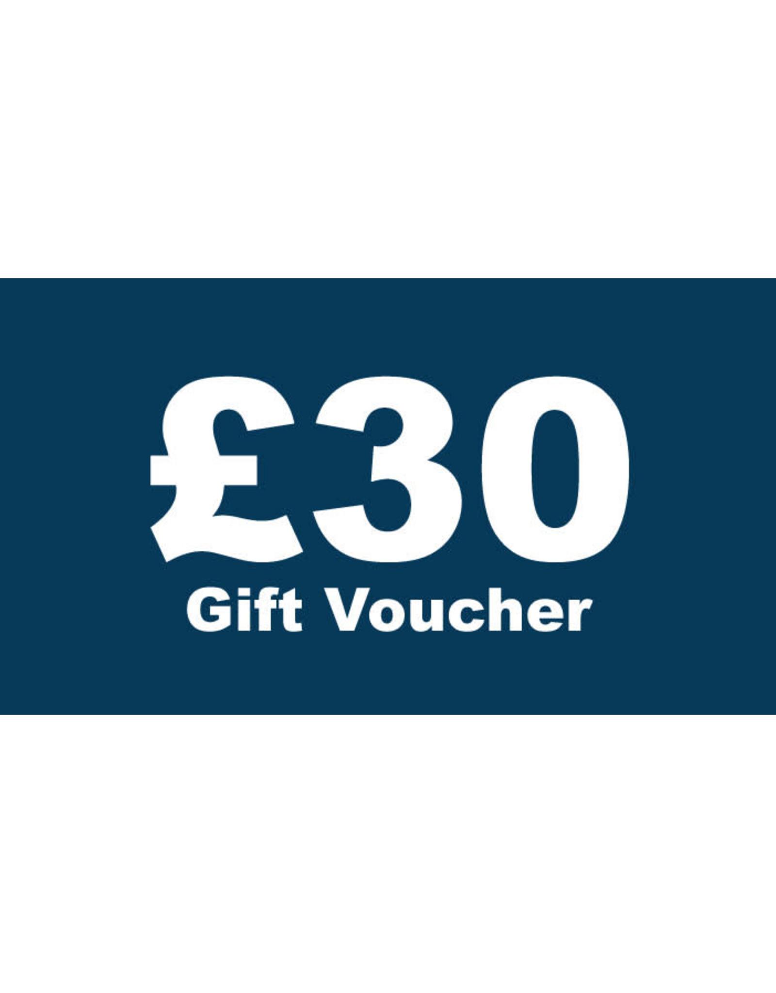 Mamachari Gift Voucher £30
