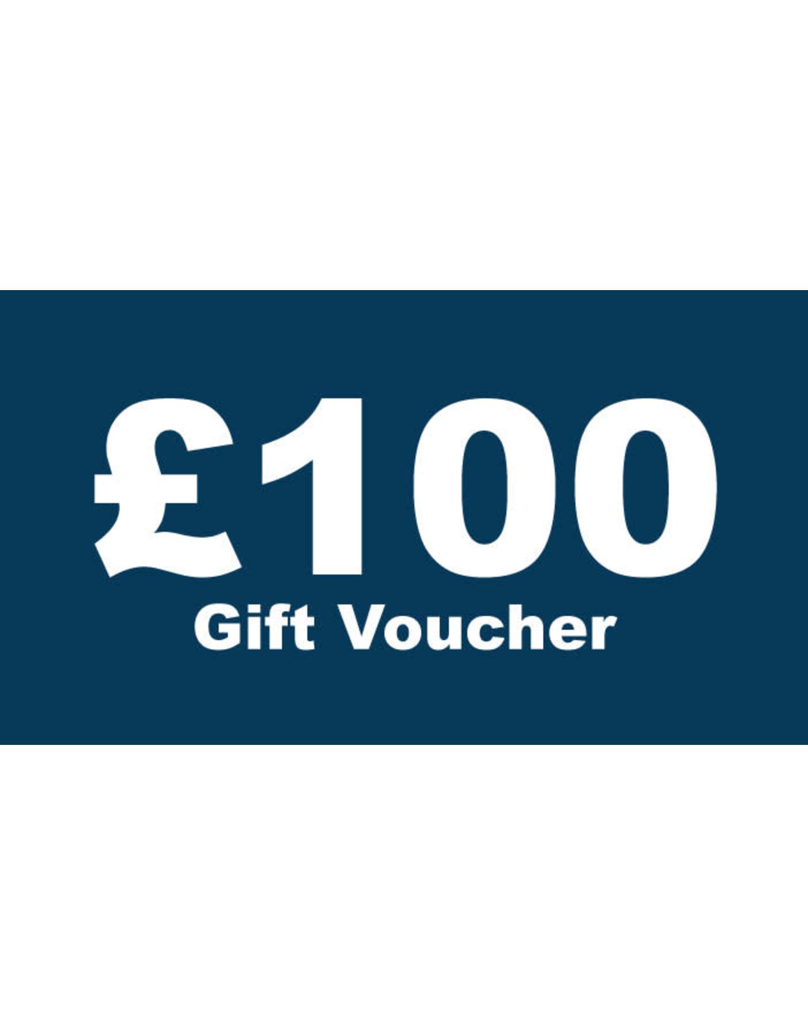 Mamachari Gift Voucher £100