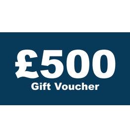 Mamachari Gift Voucher £500