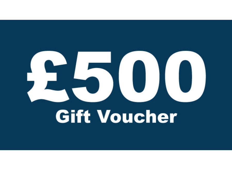 Gift Voucher £500