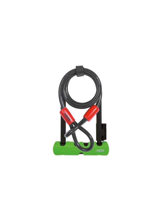 Abus Ultra 410 and Cable 230mm