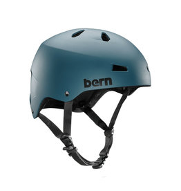 Bern Team Macon Matte Teal