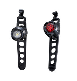 Cateye Orb Rechargeable Front & Rear