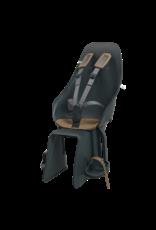 Urban Iki Bincho Rear Seat with Rack Mount - Koge Brown / Bincho Black V2