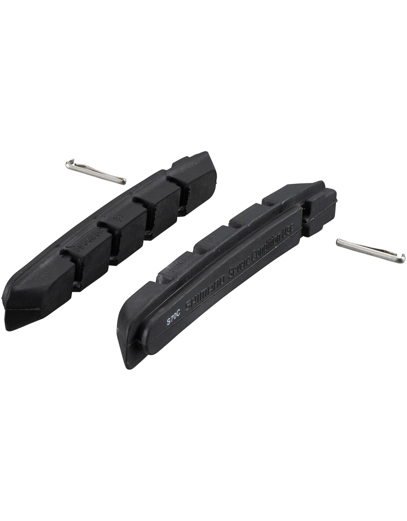 Shimano S70C replacement cartridge pads