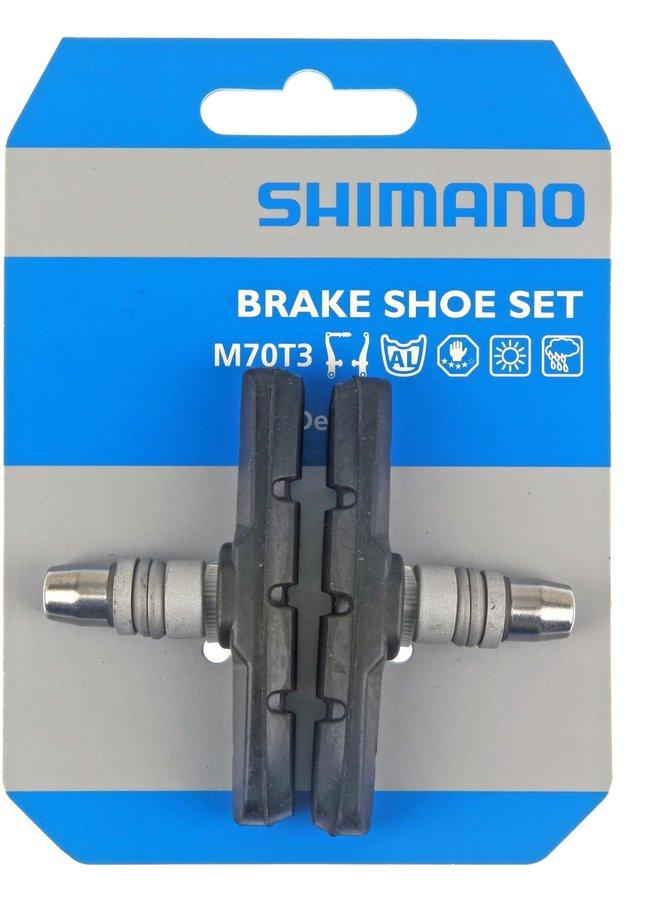 BRBX M600 V-brake Shoe pair
