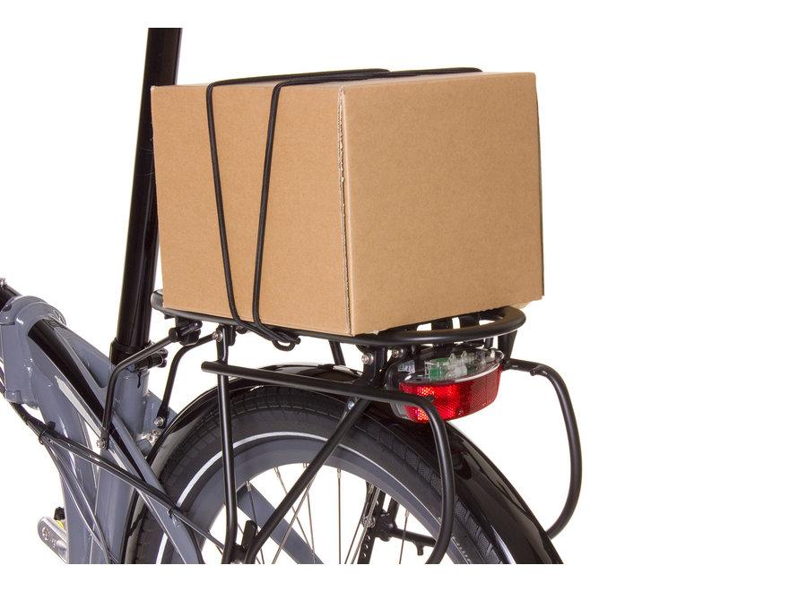Cargo Rear Rack Black