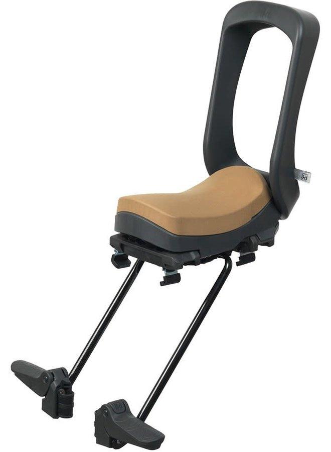 Junior Seat without Mounting System - Bincho Black / Kurumi Brown