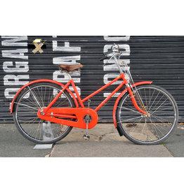 Mamachari Post Bike Singlespeed Red