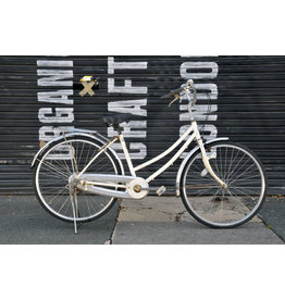 Mamachari Singlespeed White