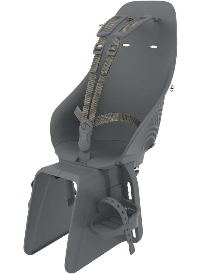 Rear Seat with Frame Mount - Bincho Black / Bincho Black V2