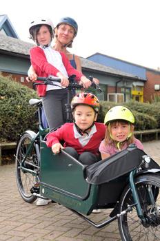Hire a cargo bike in London