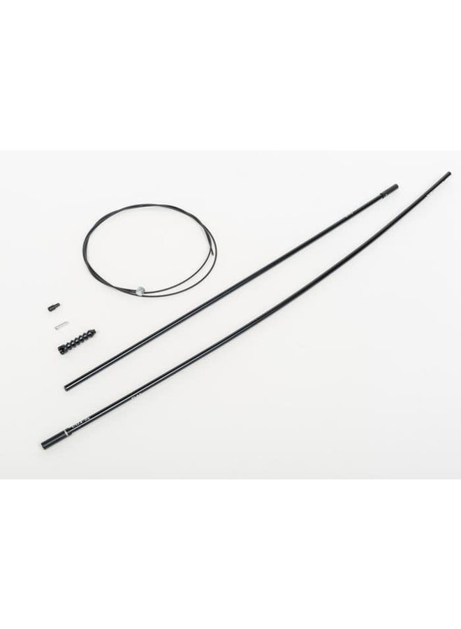 Brake cable rear - P Type (Reversed)