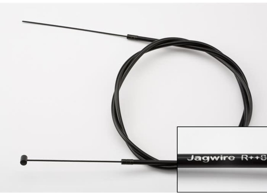 Brake cable rear - S Type