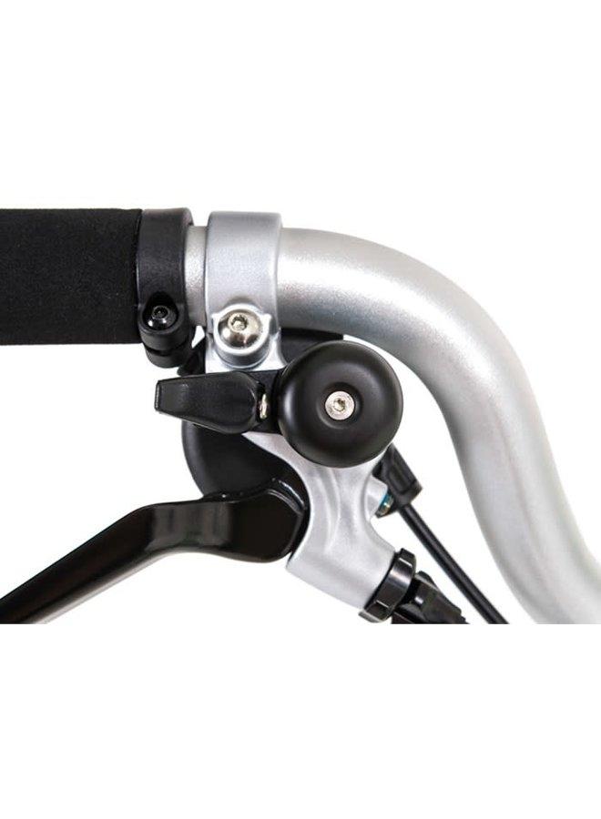 Bell + fittings for integrated brake lever (Black) (2017 - )