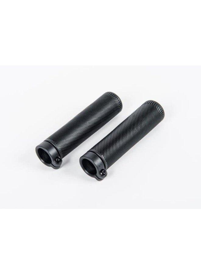 Grips 130mm Lock-On (Black) (2017 - )
