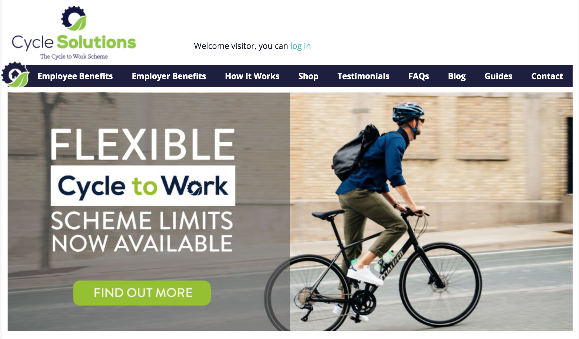 Cycle Solutions cycle to work scheme providers