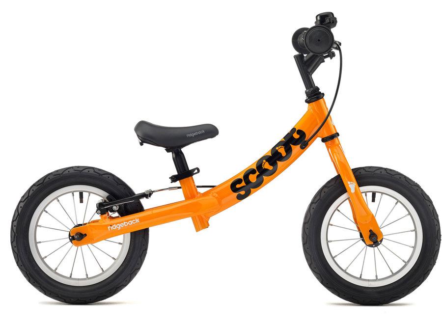 Scoot Balance Bike Orange