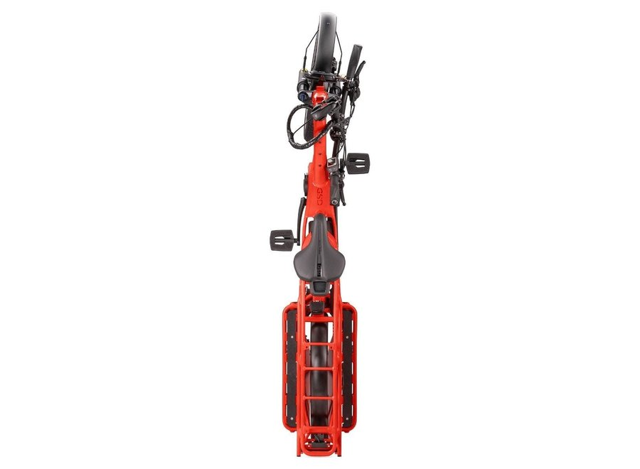 GSD S10 Gen2 400wh Performance CX LR eBike Tobasco Red