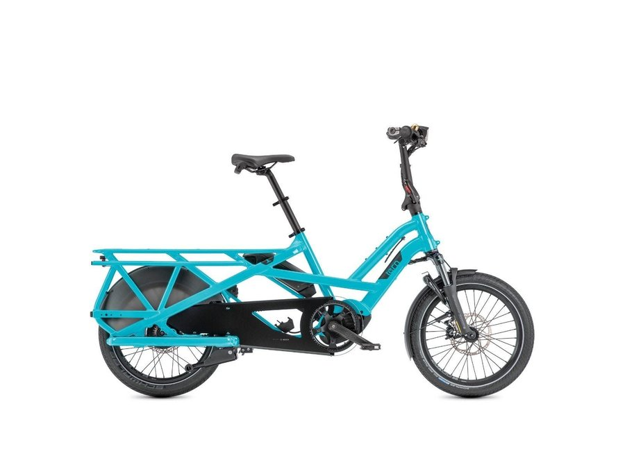 GSD S00 Gen2 500wh Performance CX Belt Drive  eBike Beetle Blue