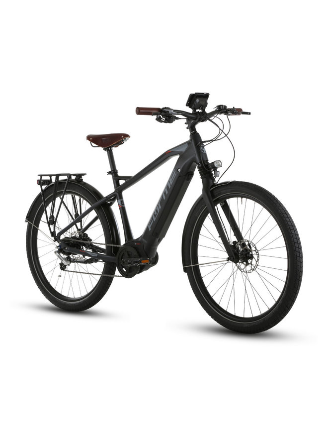 """Repton Pro E Black 27.5"""" E-Bike"""