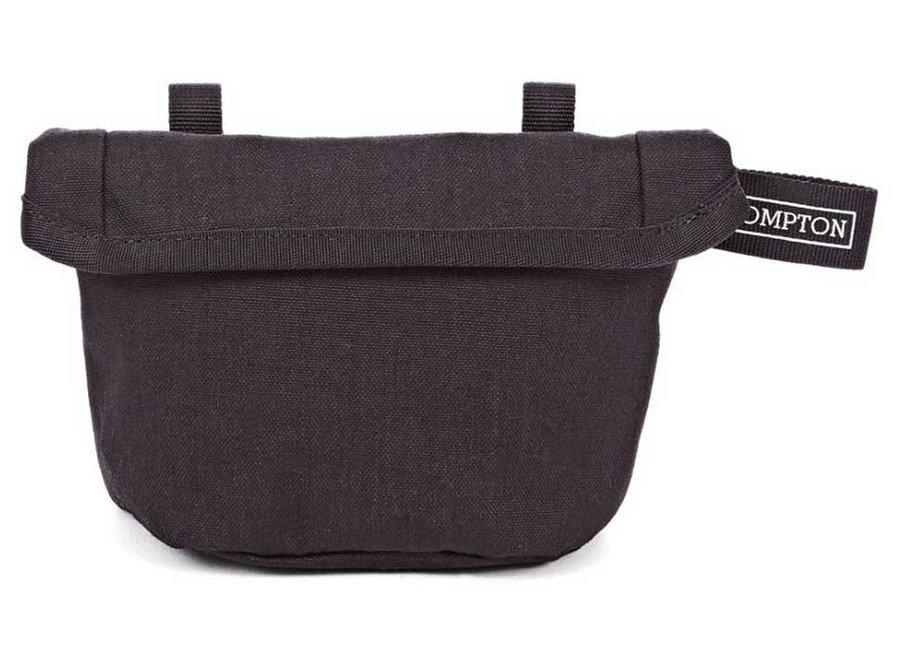 Saddle Pouch Bag (Black)