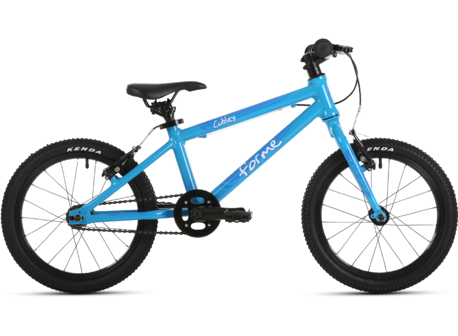 "Forme Cubley Blue 16"" Junior Bike"