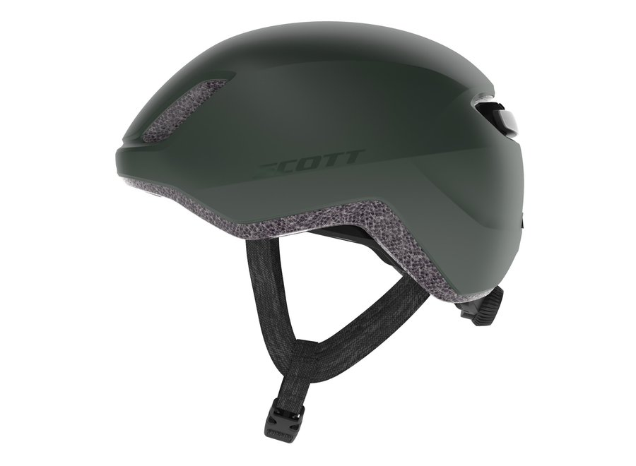 Il Doppio (CE) Helmet - Smoked Green