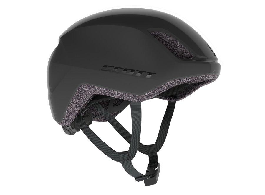 Ristretto (CE) Helmet - Pearl Black