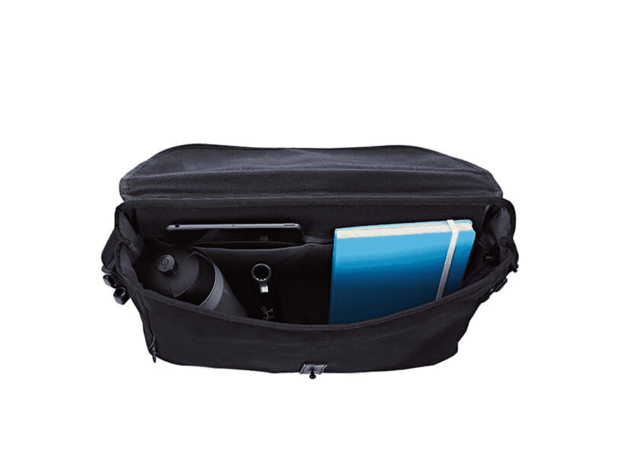 Shoulder Bag + frame (Black)