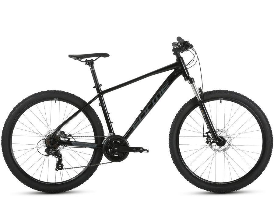 "Curbar 4 Black/Grey 27.5"" 14"" Mountain Bike"
