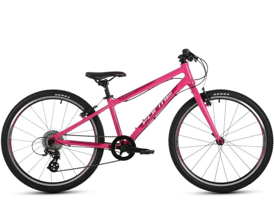 "Kinder MX ATB Pink 24"" Junior Bike"