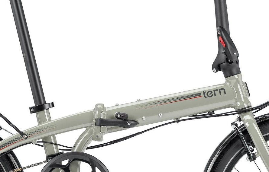 Folding Bike Review: Tern Link C8