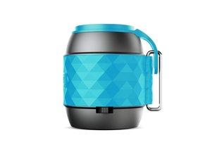X-mini We speaker xmini bluetooth Blauw