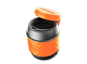 X-mini We bluetooth minispeaker Oranje