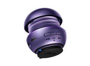 X-mini Kai2 bluetooth speaker Purple